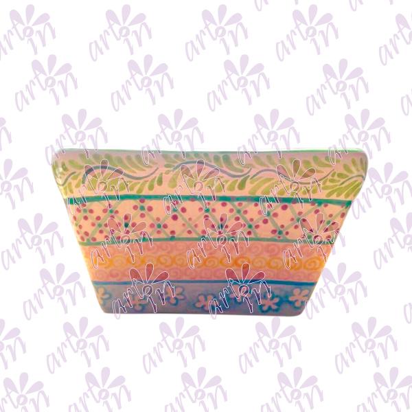 Jardinera Colores 12x20 cm