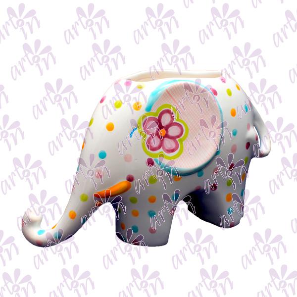 Elefante 16x30 cm