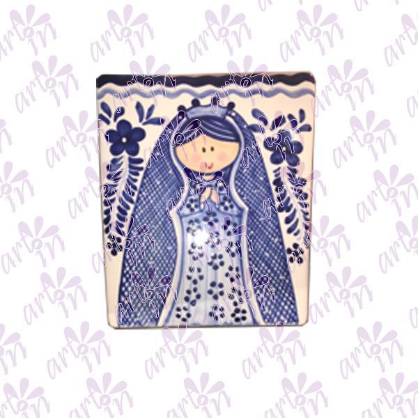 Maceta Virgen